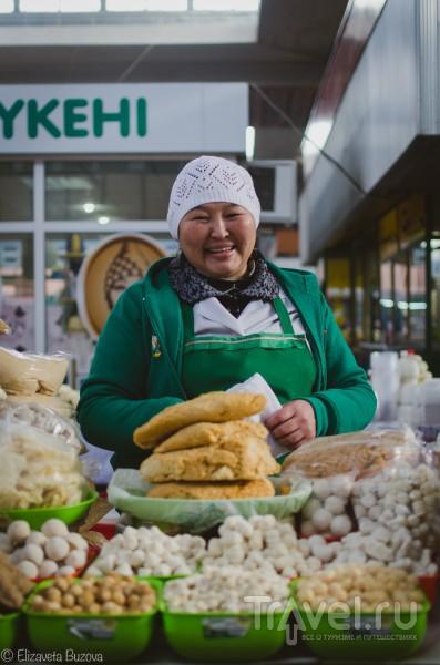 Алма-Ата. Зимние путешествия / Казахстан