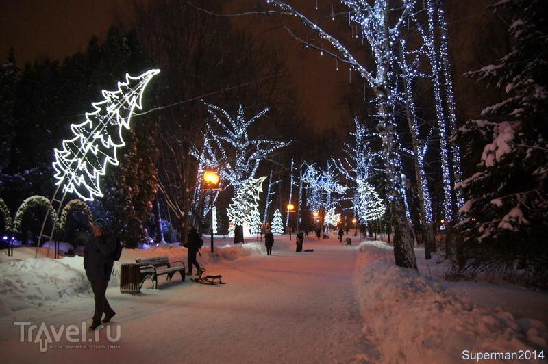 Вечерняя прогулка по Химкам / Россия