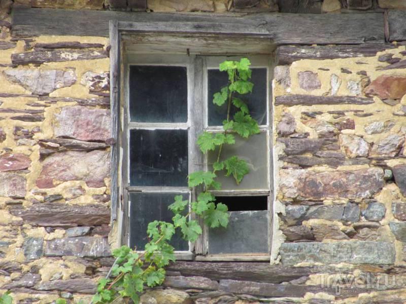 Старинный дом из камня / Франция