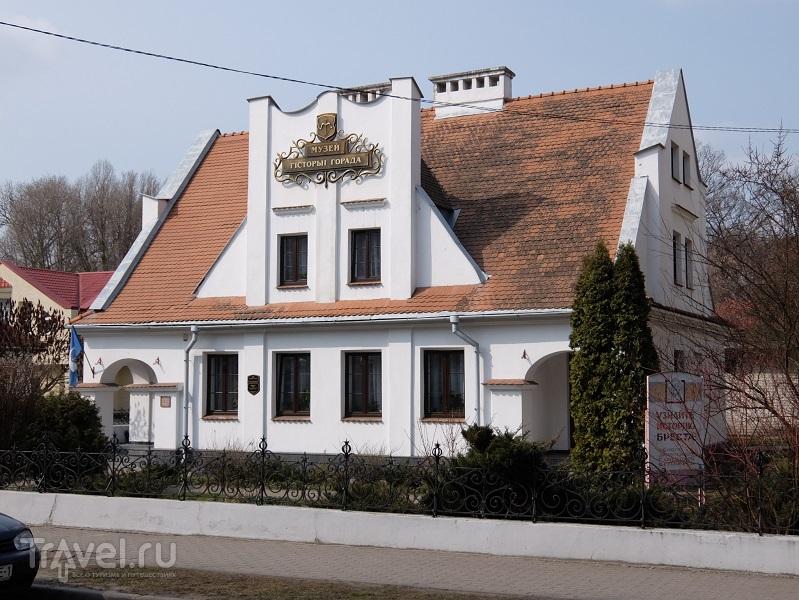 Брест, пустые пространства / Белоруссия