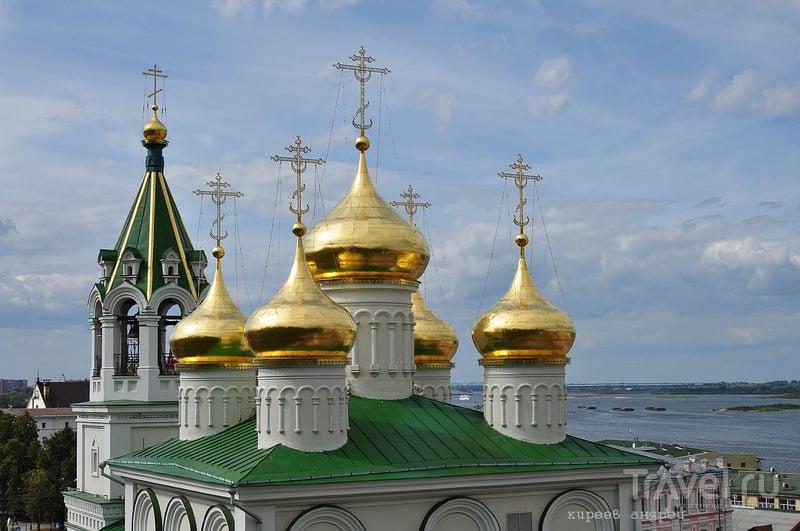 Нижний Новгород и Бор / Россия