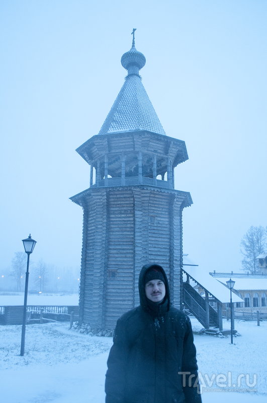 На Покровском погосте / Россия