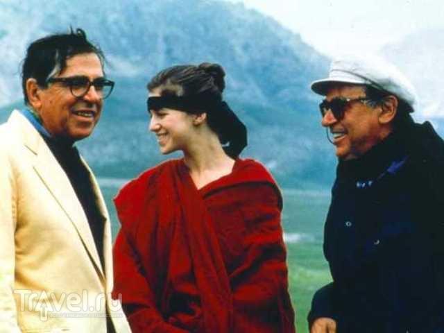 10+1 знаменитых фильмов, снятых в Матере / Италия