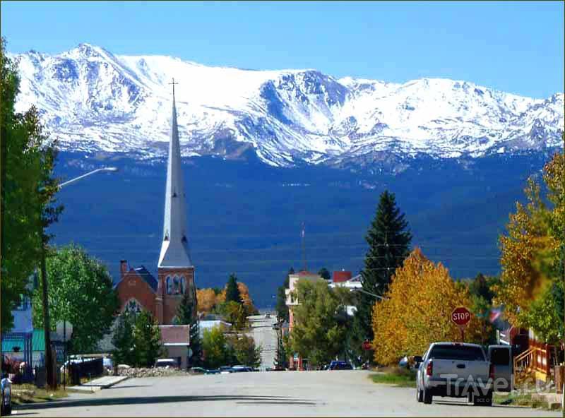 Колорадо. Ледвилл / Фото из США