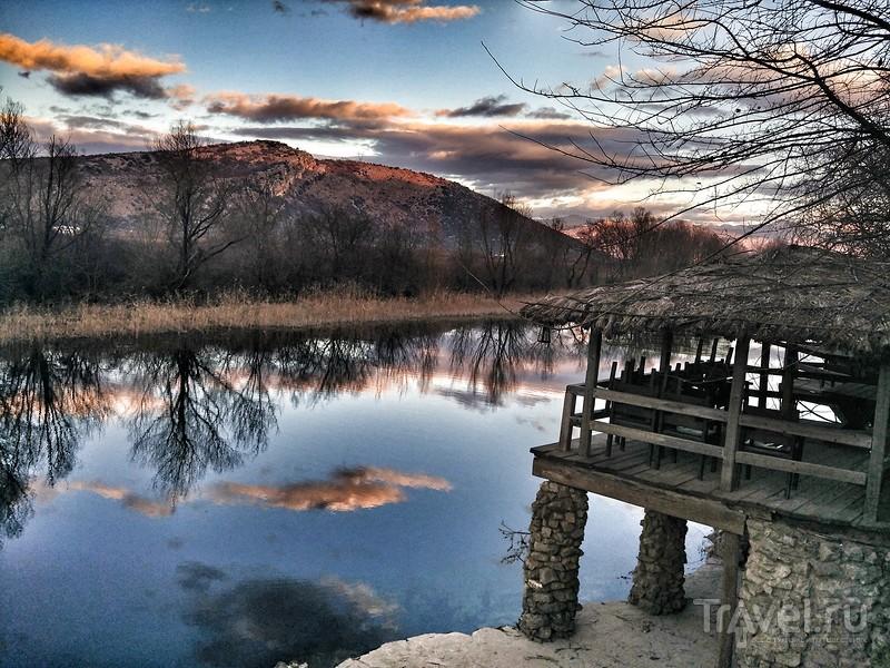 Капитаново озеро - суровая черногорская красота / Фото из Черногории