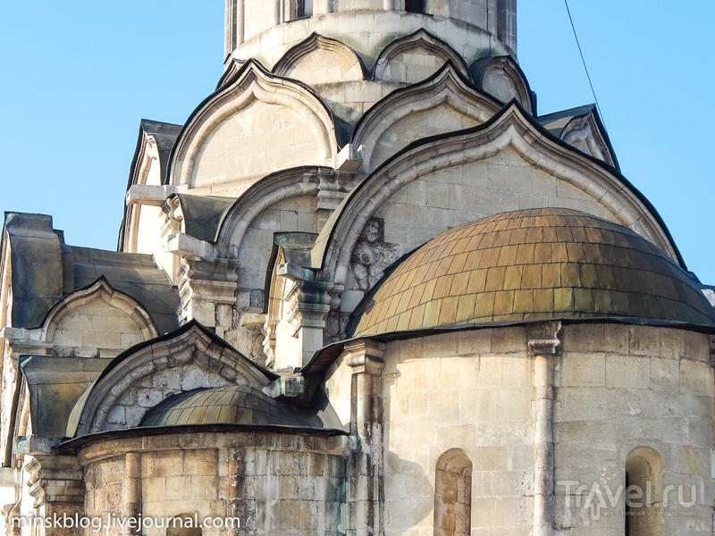 Самое старое здание Москвы / Фото из России