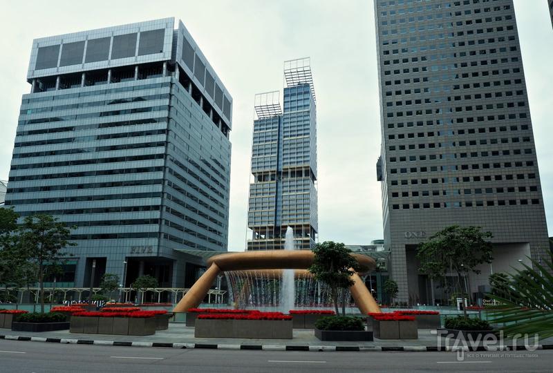 Путешествие в Юго-Восточную Азию. Сингапур / Фото из Сингапура