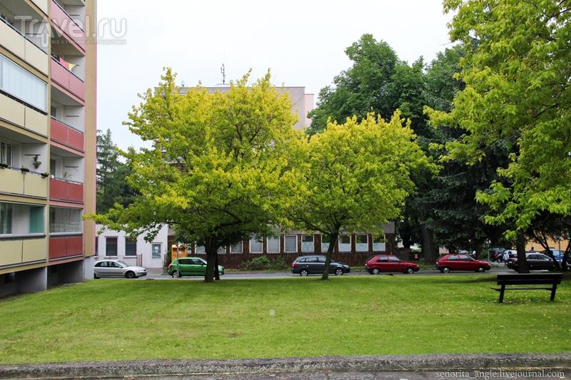 Кутна-Гора: от Костницы в центр города / Чехия