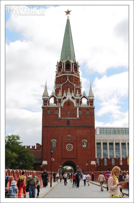 Из Санкт-Петербурга в Москву... по Балтике. Московские интересности - возвращение домой / Россия