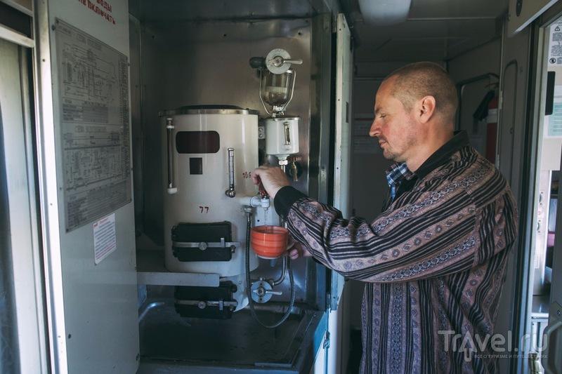 По Транссибу - впечатления / Россия