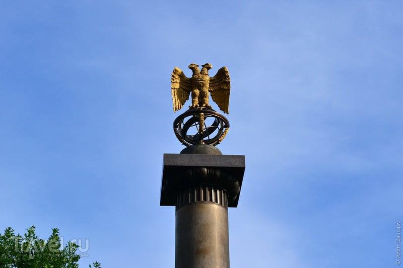 Золотое кольцо России. Ярославль. В сторону стрелки Которосли и Волги / Россия