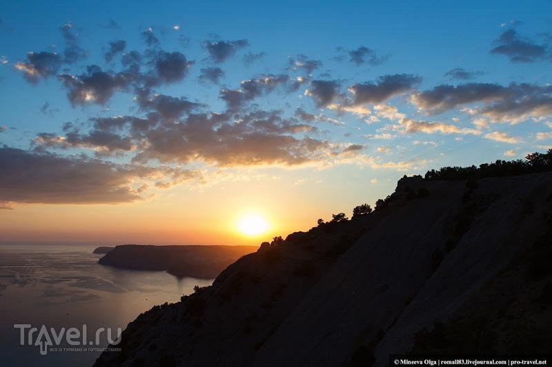 Мыс Айя в Крыму / Фото из России