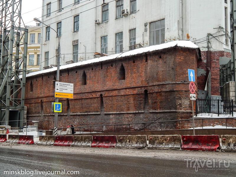 Прогулка по Варварке / Россия