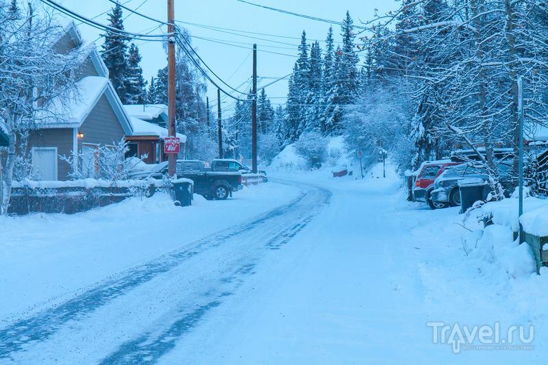 Канада. Северо-Западные территории. Йеллоунайф / Фото из Канады