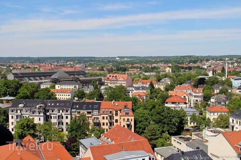 Дрезден за один день. Японский дворец и лучшая смотровая площадка / Фото из Германии