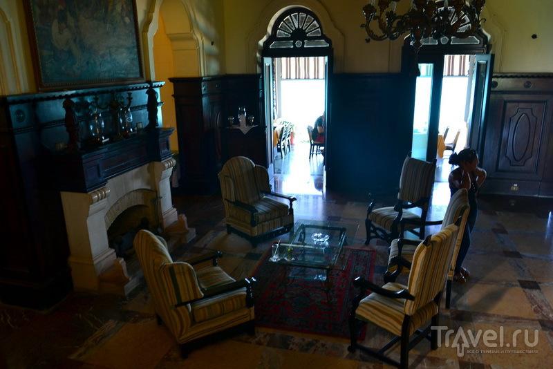 Лобби клубного дома Xanadu Mansion, Варадеро