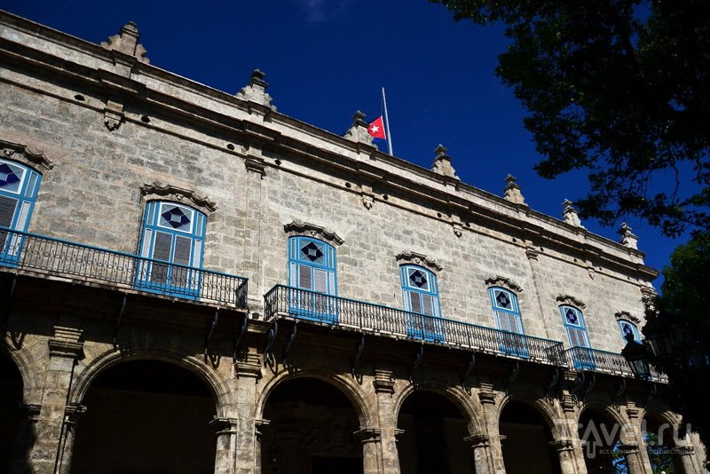 Дворец Капитан-Генералов, Гавана