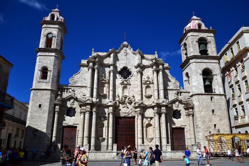 Кафедральный Собор, Гавана