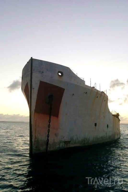 Корабль San Pasqual