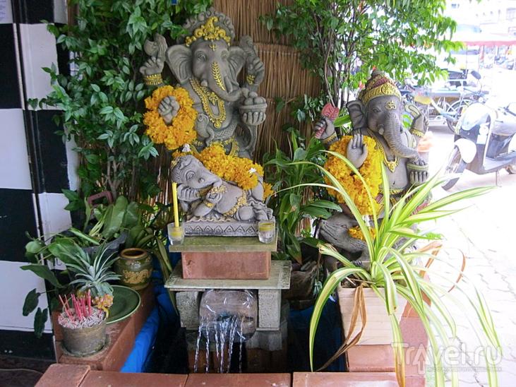 Чем заняться в ожидании парома / Таиланд