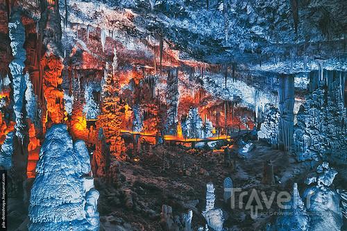 Пещера Сорек / Израиль