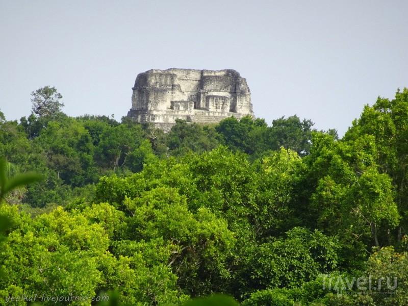 Mundo Maya. Гватемала. Йашха - город зеленой воды / Фото из Гватемалы