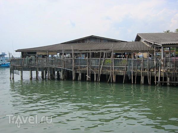 На пристани / Таиланд