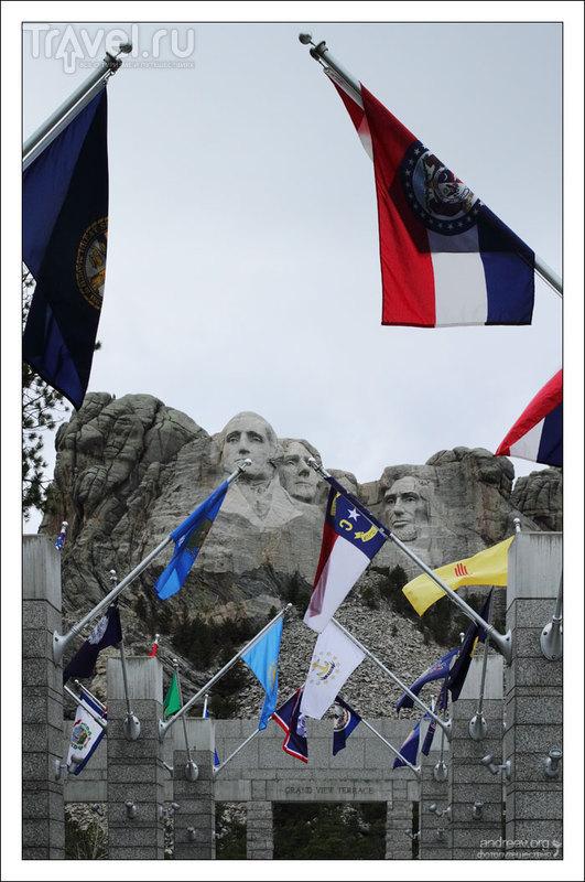 Из Южной Дакоты в Йеллоустоун / Фото из США