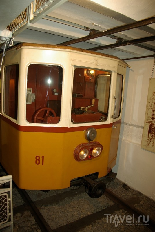 Музей метро в Будапеште