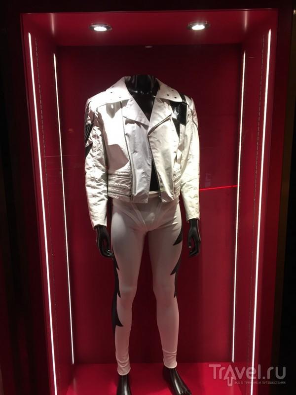 Музей-студия группы Queen в Монтрё