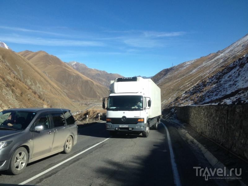 Насыщенный путь домой из Тбилиси / Грузия