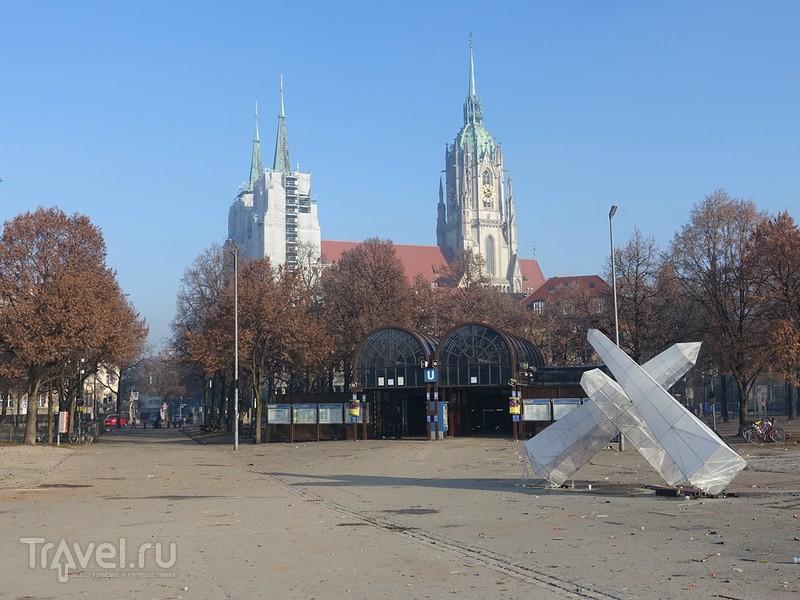 Новый год в Мюнхене / Германия