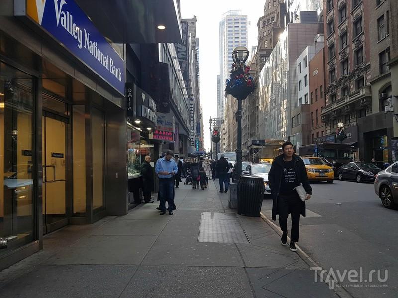 Чем заняться на Манхэттене / США