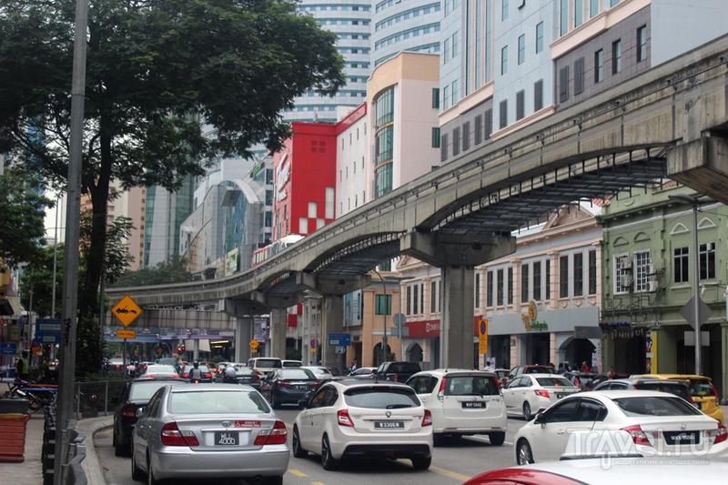Куала-Лумпур. Новая деревня / Фото из Малайзии