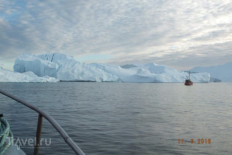 Гренландия. Фьорд Илулиссат / Фото из Гренландии