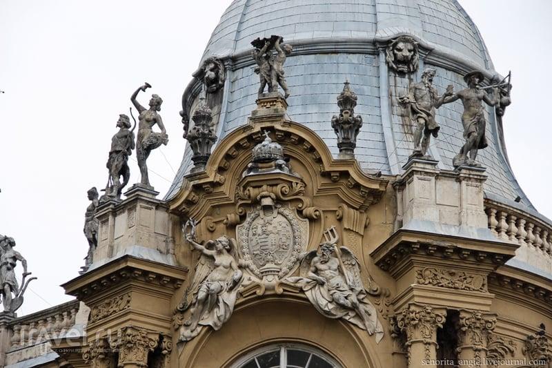 21 в 1: замок Вайдахуняд, Будапешт / Фото из Венгрии
