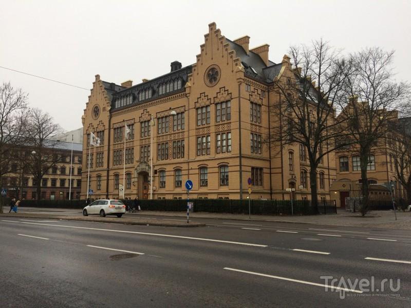 """Путешествие в Швецию или """"эльф"""" в Мальмё / Фото из Швеции"""