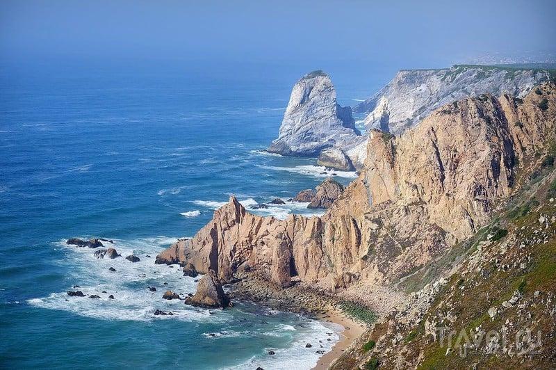 Португалия - мыс Рока / Фото из Португалии