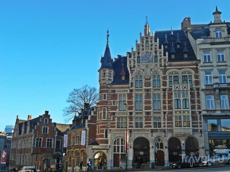 Город сказка, город мечта - город Брюссель / Бельгия