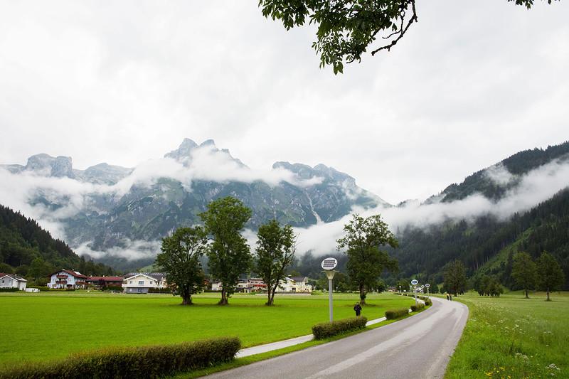Австрия на машине. Как, куда и сколько стоит / Чехия