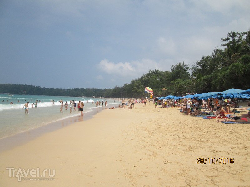 Остров Пхукет. Пляжи Kata Beach и Karon Beach / Фото из Таиланда