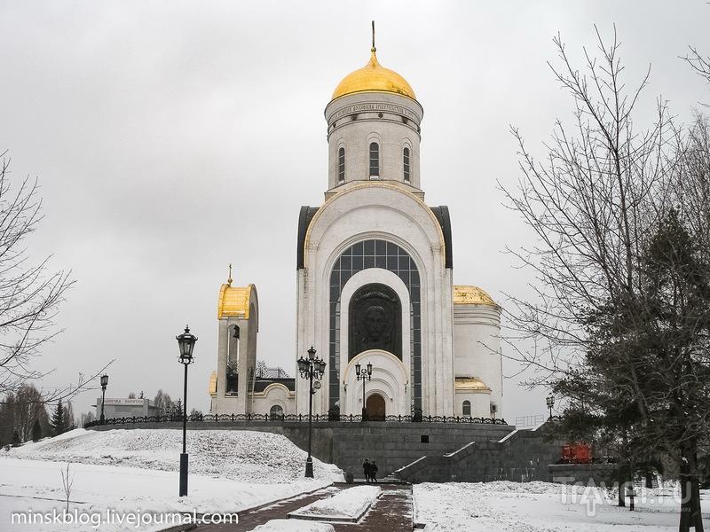 Парк Победы или как освоить 135 гектаров Москвы / Фото из России