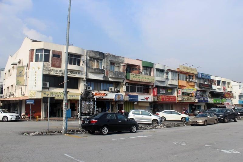 Малайзия: Петалинг-Джая и дуриановые буфеты / Малайзия