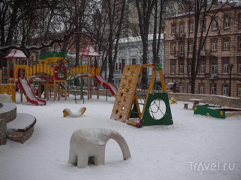 Междупраздничный Киев / Украина