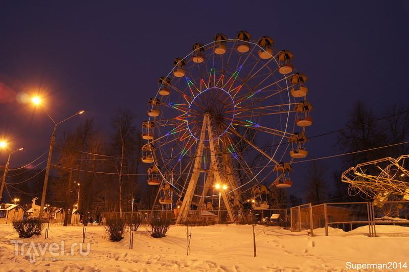 Вечерняя прогулка по Новогодней Твери / Россия