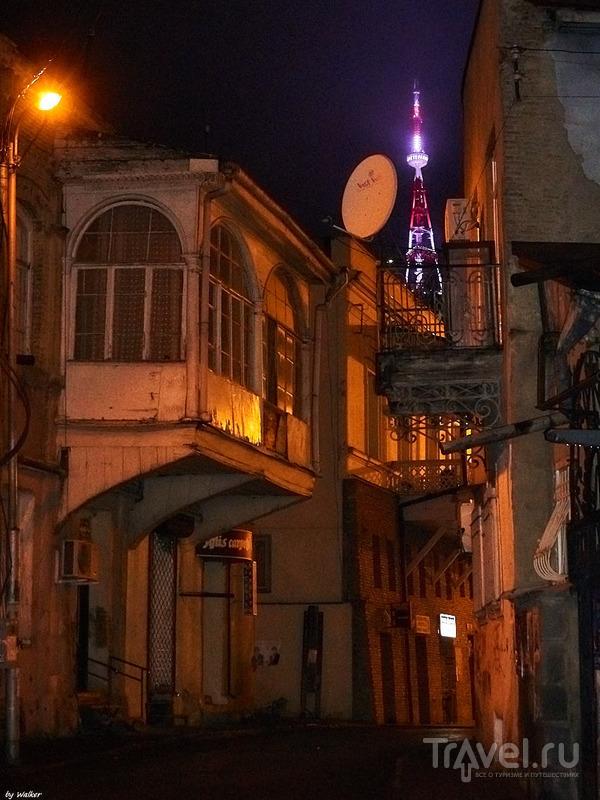Старый Тбилиси / Грузия