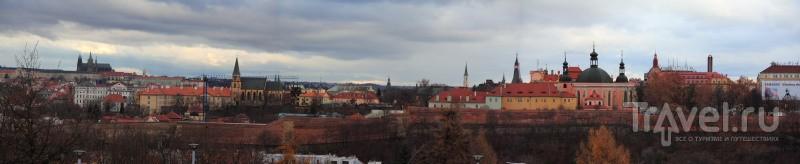 Вышеград (Vyšehrad) / Чехия