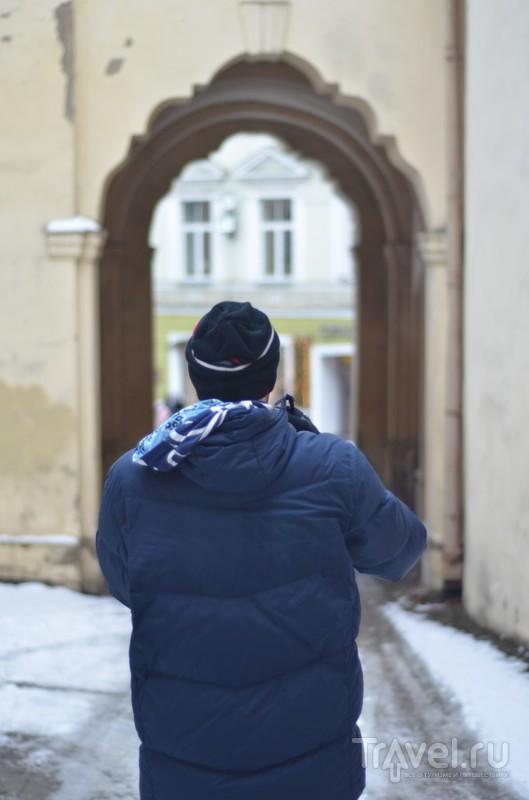 Арки Вильнюса / Литва