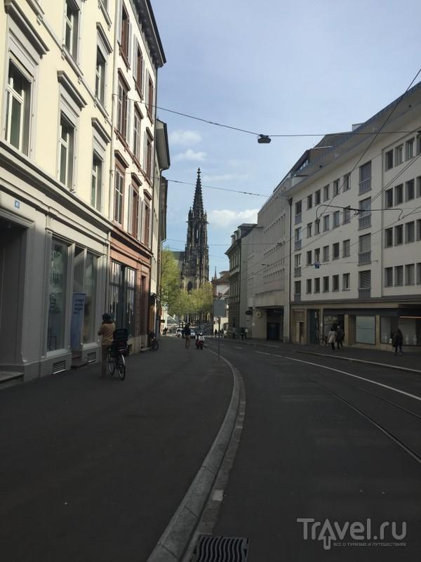Один день в Базеле / Швейцария