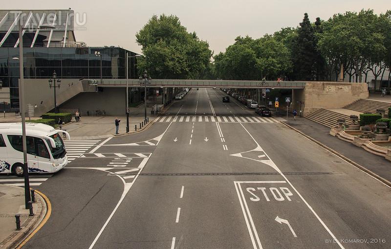 Барселона в объективе пешехода: страна в миниатюре / Испания